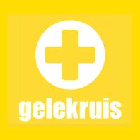 gele kruis logo